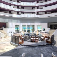 Отель Reflect Krystal Grand Cancun вестибюль