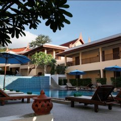 Отель Baan Yuree Resort and Spa экстерьер