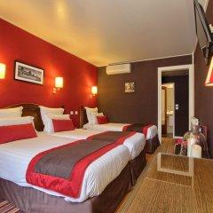 Hotel Trianon Rive Gauche 4* Стандартный номер с различными типами кроватей фото 2