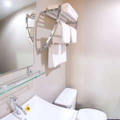 Отель Tropical Palm Resort Самуи ванная