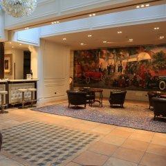 Hotel Pierre Milano вестибюль отеля
