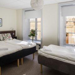 Отель Castle House Inn 2* Номер с общей ванной комнатой с различными типами кроватей (общая ванная комната)