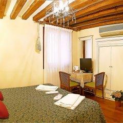 Hotel San Luca Venezia 3* Стандартный номер с различными типами кроватей фото 15