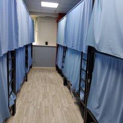 Хостел Russland Кровать в общем номере