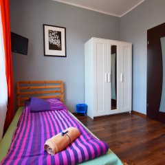 City Central Hostel Swidnicka Стандартный номер с различными типами кроватей