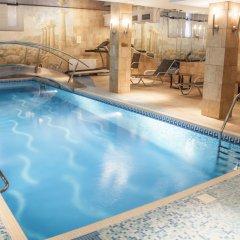 Гостиница Кебур Палас бассейн
