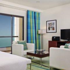 Отель Hilton Dubai The Walk 4* Студия с различными типами кроватей фото 3