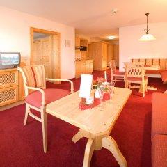 Hotel Alpenpanorama 4* Люкс с различными типами кроватей