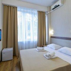 Гостиница Пансионат Аквамарин Номер Комфорт с двуспальной кроватью