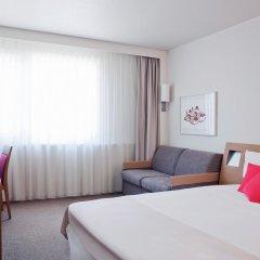 Отель Novotel Waterloo 4* Улучшенный номер
