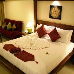 Отель Baan Yuree Resort and Spa комната для гостей фото 9
