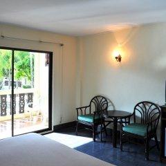 Отель Bannammao Resort 2* Стандартный номер с различными типами кроватей фото 2