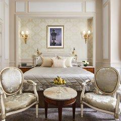 Отель Le Meurice 5* Стандартный номер с различными типами кроватей