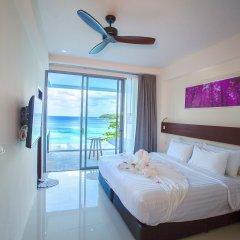 Отель Surin Beach Resort 4* Стандартный номер с различными типами кроватей