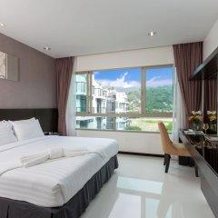 Апартаменты The Regent Phuket Serviced Apartment Kamala Beach комната для гостей фото 5
