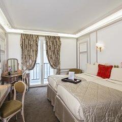 Hotel Regina Louvre 5* Номер Делюкс с различными типами кроватей фото 2