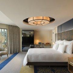 Отель Swissotel The Bosphorus Istanbul комната для гостей фото 9