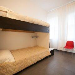 New Generation Hostel Brera Кровать в общем номере с двухъярусной кроватью фото 6