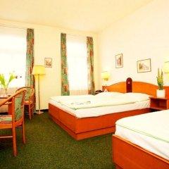 Hotel Merkur 3* Стандартный номер фото 2