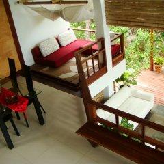 Отель La Cigale 3* Вилла с различными типами кроватей