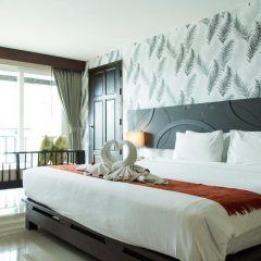Отель Pattawia Resort & Spa 4* Номер Делюкс с различными типами кроватей