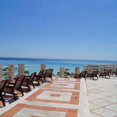 Отель Solymar Cancun Beach Resort открытая веранда