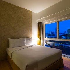 Апартаменты RCG Suites Pattaya Serviced Apartment Студия с различными типами кроватей