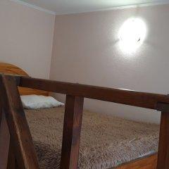 Гостиница Чайка Стандартный номер с двуспальной кроватью