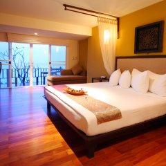 Отель Andaman White Beach Resort 4* Стандартный номер с различными типами кроватей фото 4