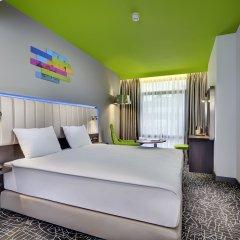 Park Inn by Radisson Izmir 4* Стандартный номер с различными типами кроватей