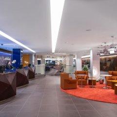 Рэдиссон Блу Шереметьево (Radisson Blu Sheremetyevo Hotel) интерьер отеля фото 2