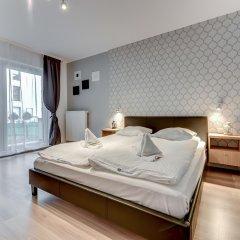 Апартаменты Apartinfo Chmielna Park Apartments Улучшенная студия с различными типами кроватей