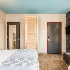 Отель TRYP By Wyndham Times Square South 4* Номер категории Премиум с различными типами кроватей фото 4