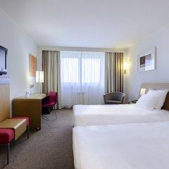 Отель Novotel Zurich City West 4* Стандартный номер с различными типами кроватей фото 5