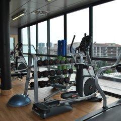 Отель Hilton Garden Inn Milan North гимнастика фото 4