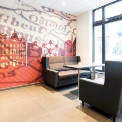 ibis Styles Hotel Brussels Centre Stéphanie интерьер отеля