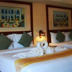 Отель Pacific Club Resort 4* Номер Делюкс разные типы кроватей фото 4