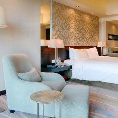 Отель Swiss Grand Xiamen 4* Номер Делюкс с различными типами кроватей