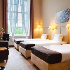 Hotel Focus Lodz 3* Стандартный номер с различными типами кроватей