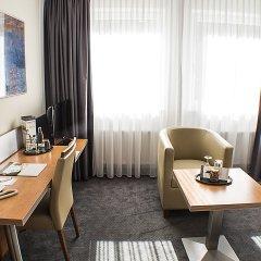 GHOTEL hotel & living München-Nymphenburg жилая площадь