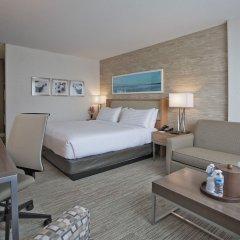 Отель Holiday Inn Washington-Central/White House комната для гостей