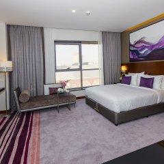 Отель Flora Al Barsha Mall of the Emirates 4* Номер Делюкс с различными типами кроватей
