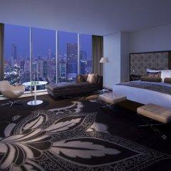 Jumeirah at Etihad Towers Hotel 5* Улучшенный номер с различными типами кроватей