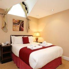 Elysee Hotel 3* Стандартный номер с двуспальной кроватью