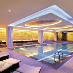 Отель Swissotel The Bosphorus Istanbul закрытый бассейн