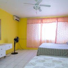 Отель Villa Donna Inn 2* Стандартный номер с различными типами кроватей