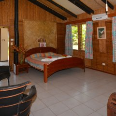 Отель Maravu Taveuni Lodge 2* Стандартный номер с различными типами кроватей