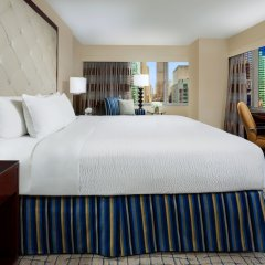 Отель Crowne Plaza Times Square Manhattan 4* Стандартный номер с различными типами кроватей фото 3