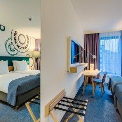 Отель Holiday Inn Warsaw City Centre 4* Стандартный номер с двуспальной кроватью фото 6