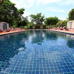 Отель Baan Panwa Resort&Spa открытый бассейн фото 2
